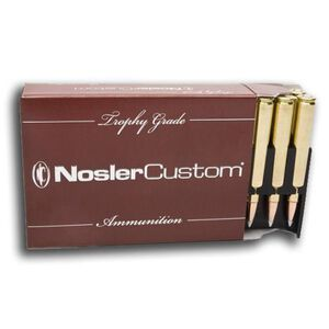 Nosler Trophy 7mm RUM 175 Grain AccuBond LR 20 Rnd Box