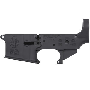 Spike's Tactical PHU Spade AR-15 Stripped Lower Receiver Multi Caliber Marked Aluminum Black