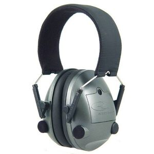 Radians Pro-Amp 23 Electronic Earmuffs Black PA0600CS