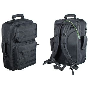 UTG All Environment Molle Three Day Rapid Deployment Pack Black PVC-PC88B