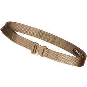 "Tac Shield 1.75"" Tactical Gun Belt Medium Coyote"