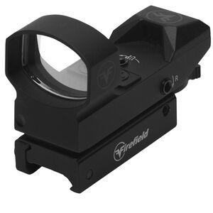 Firefield Impact Reflex Sight CR2032 Battery Picatinny Mount Polymer Black