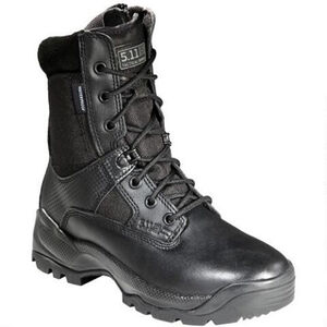 "5.11 Tactical Women's A.T.A.C. 8"" Storm Boots 7.5R Black"