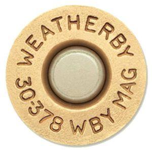 Weatherby Select Plus 30-378 Weatherby Magnum Ammunition 20 Rounds 180 Grain Nosler Ballistic Tip 3420fps
