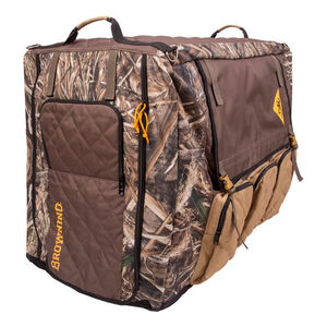 "Browning X-Large Insulated Dog Crate Cover 39""L X 22""W X 29""H Water Resistant 900d Fabric Max-5 Camouflage"