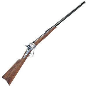 """Taylor's & Co, Inc. 1874 Sharps Sporting Rifle .45-70 Government 32"""" Barrel Hand Oil Finished American Walnut Stock Schnabel Forend"""