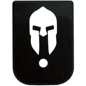 CruxOrd GLOCK Magazine Base Plate Spartan Aluminum Black
