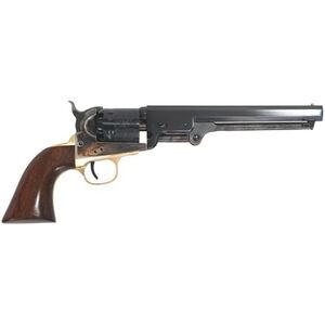 "Cimarron 1851 Navy Black Powder Revolver 36 Caliber 7.5"" Brl"