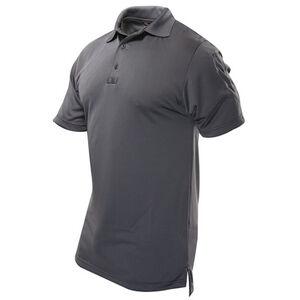 Tru-Spec 24-7 Men's Short Sleeve Performance Polo Shirt XXL Polyester Charcoal