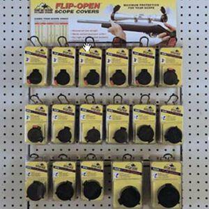 Butler Creek Scope Cover Kit Display 72048
