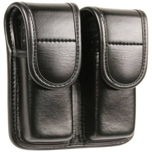 BLACKHAWK! Double Mag Pouch Fits Most Double Stack 9/40 Laminate Plain Black