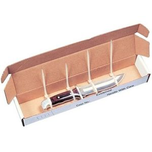Sirchie Knife Evidence Boxes 16x2 Set of 25