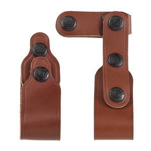Galco VHS Tie Down Set Leather Tan