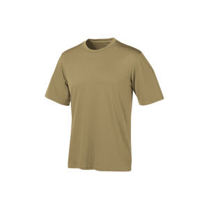 Champion Tactical TAC22 Double Dry Men's Tee Shirt Small Desert Sand