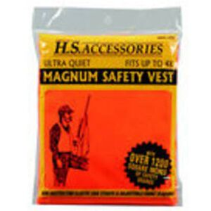 Hunter's Specialties Magnum Saftey Vest 4X Large Orange