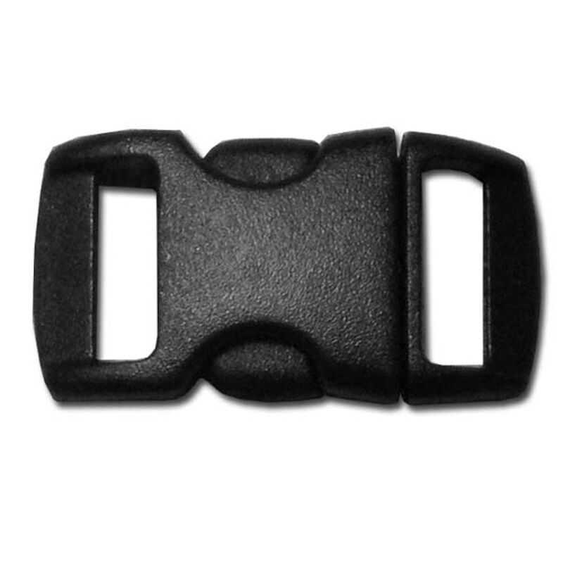 """5ive Star .5"""" Quick Release Buckle Black"""