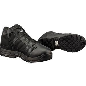 "Original S.W.A.T. Metro Air 5"" Side Zip Men's Boot Size 8 Wide Black"