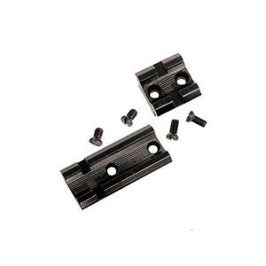 Weaver Top-Mount Base 2 Piece Mauser/Mossberg/Winchester Standard Mount Black 48020