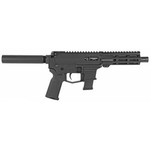 """Angstadt Arms UDP-9 9mm Luger AR Style Semi Auto Pistol 6"""" Barrel 10 Rounds Uses GLOCK Style Magazines Free Float M-LOK Handguard Black"""