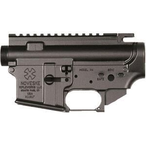 Noveske Gen 1 N4 AR-15 Upper/Lower Receiver Set Forged Aluminum Anodized Black