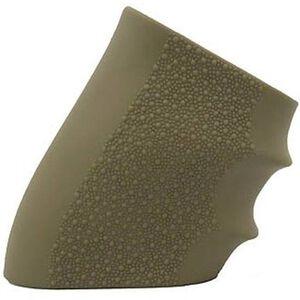 Hogue Handall Universal Grip Sleeve Full Semi Autos Cobblestone Rubber FDE 17003