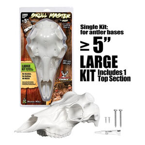 Mountain Mike's Master Skull Deer Skull Kit