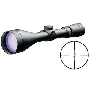"Redfield Revolution Scope 3-9x50 Accu-Range Reticle 1"" Matte Black 67105"