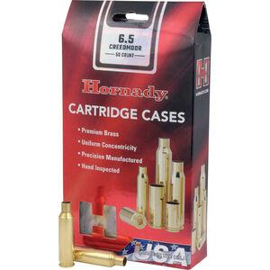 Hornady 6.5 Creedmoor 50 Unprimed Brass Cartridge Cases