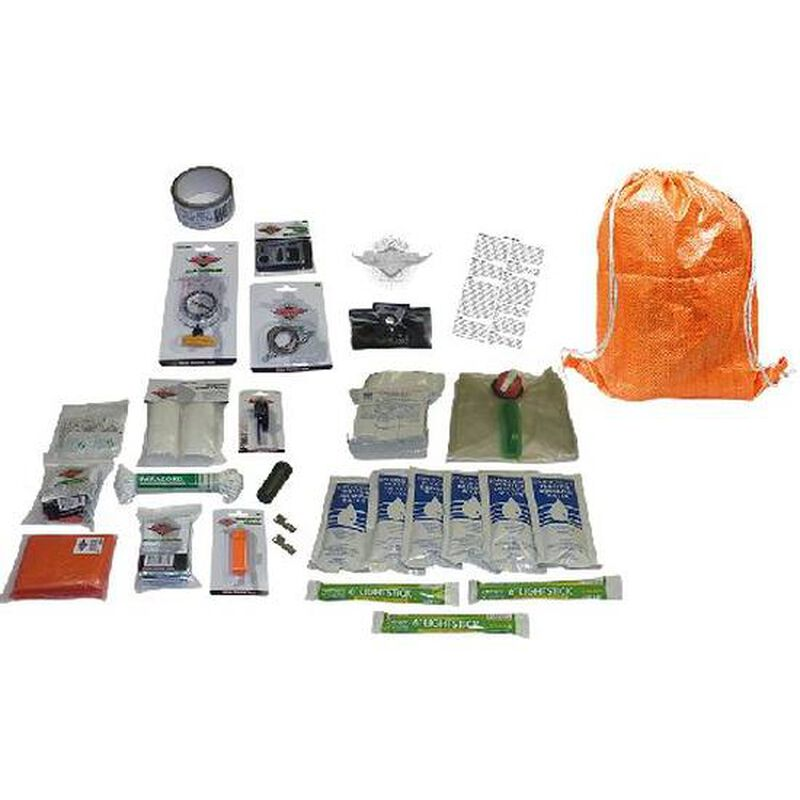 5IVE Star Gear Bug-Out Bag Emergency Kit