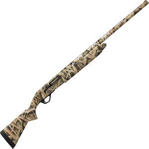 "Winchester SX4 Waterfowl Hunter Compact 12 Gauge Semi Auto Shotgun 26"" Barrel 3"" Chamber 4 Rounds FO Front Sight Synthetic Stock MOSGB Camo Finish"