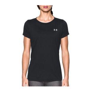 Under Armour Women's Tech Crewneck T-Shirt XS Carbon