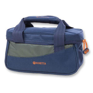 "Beretta Uniform Pro 100 Cartridge Bag 11""x5""x6"" Nylon Blue and Gray"
