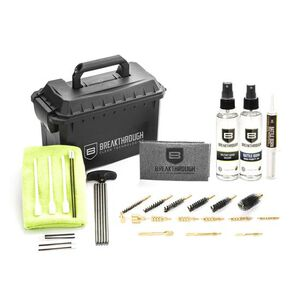 Breakthrough Clean Technologies Ammo Can Cleaning Kit .22 cal-12ga