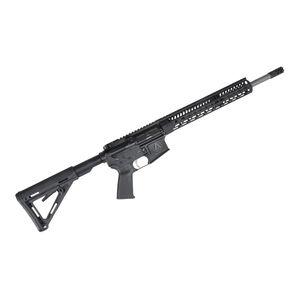 "AM-TAC AR-15 Semi-Automatic Rifle, .300 Blackout, 16"" Barrel, 30 Rounds, Black"