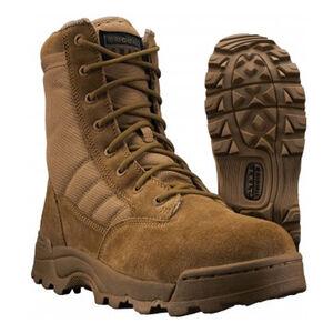 "Original S.W.A.T. Classic 9"" Men's Boot Size 9.5 Regular Non-Marking Sole Leather/Nylon Coyote"