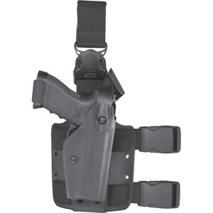 Safariland 6005 SLS Quick Release Tactical Holster Fits GLOCK 17/22 with Surefire X300 Hardshell STX Tactical Foliage Green