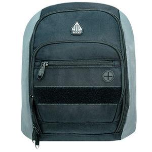 UTG Vital Chest Pack/Shoulder Sling Bag,Black/Gun Metal