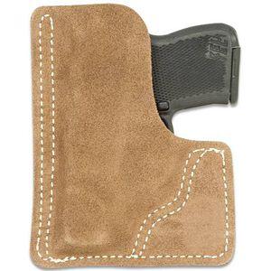 JBP Kel-Tec 32/380 Ruger LCP and Similar Pocket Holster Keeps Handgun Secure