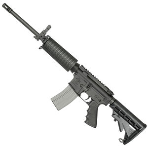 "Rock River LAR-15 Tactical AR-15 5.56 NATO Semi Auto Rifle, 16"" Barrel 30 Rounds, Black"