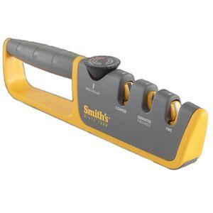 Smith's Adjustable Angle Pull-Thru Manual Knife Sharpener 50264