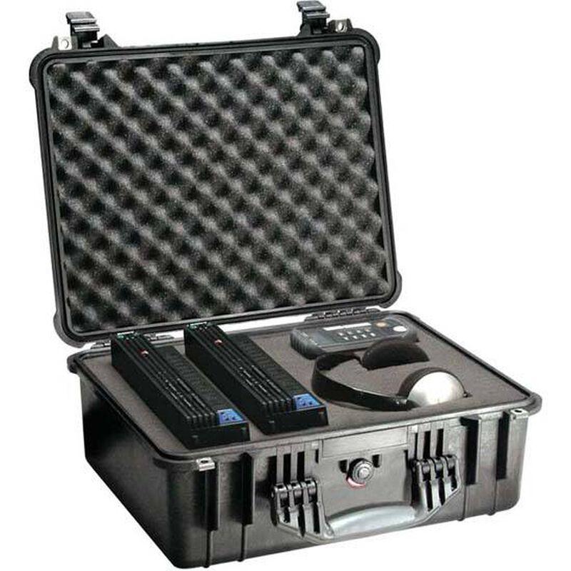 Pelican Protector Medium Case Polymer Black 1550-000-110