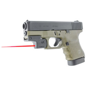 LaserLyte Lyte Ryder Pistol Red Laser Universal Rail Mount UTA-FSL
