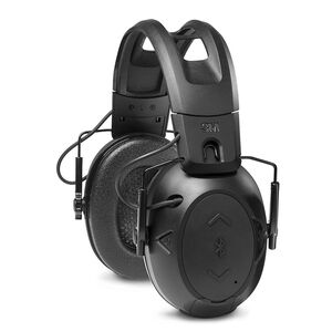 Peltor Sport Tactical 500 Electronic Earmuffs 26dB Noise Reduction Rating Bluetooth Wireless Technology Matte Black
