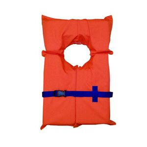 Stearns Adult Life Jacket Type II PFD Universal Orange 3000001723