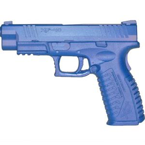 Rings Manufacturing BLUEGUNS Springfield XDM Handgun Replica Training Aid Blue FSXDM40
