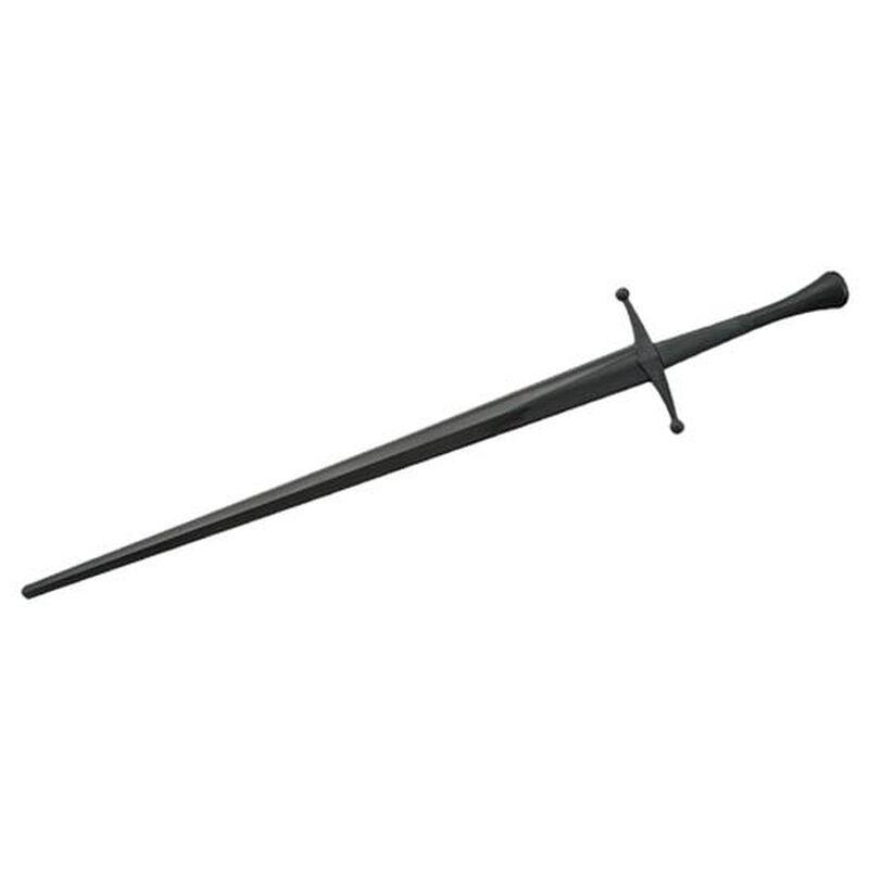 CAS Hanwei Synthetic Bastard Sparring Sword Black Blade with Black Hilt PR9041