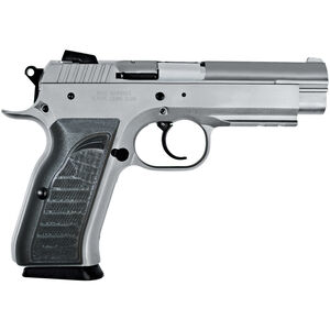 "EAA Witness Steel Full Size 9mm Luger Semi Auto Handgun 4.5"" Barrel 17 Rounds Black Synthetic Grips Wonder Finish"
