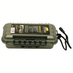 Plano Medium Hunter Guide Series Waterproof Case Polymer Green 145061