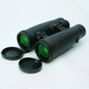 Konus Optical 8x42 Binoculars BaK-4 Prism Green Multicoated Lenses Rubber Wrapping Black 2327