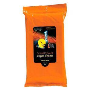 Dead Down Wind e1 Scent Prevent Dryer Sheets 15 Pack 1113
